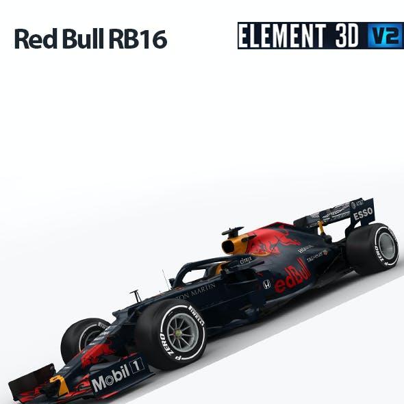 F1 RedBull RB16 2020