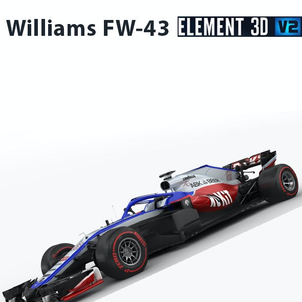 F1 Williams FW43 2020