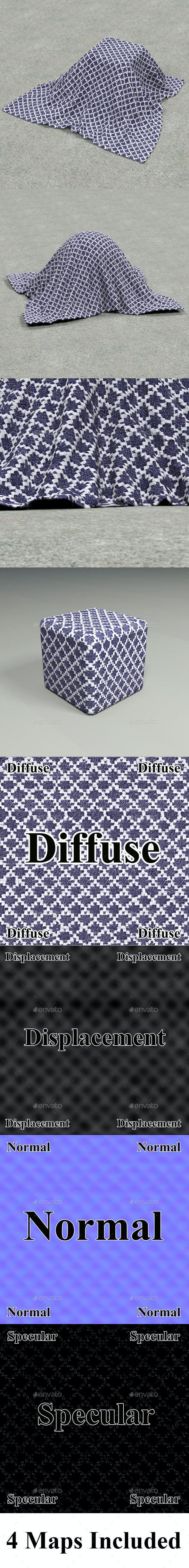 Lattice Texture - 3DOcean Item for Sale