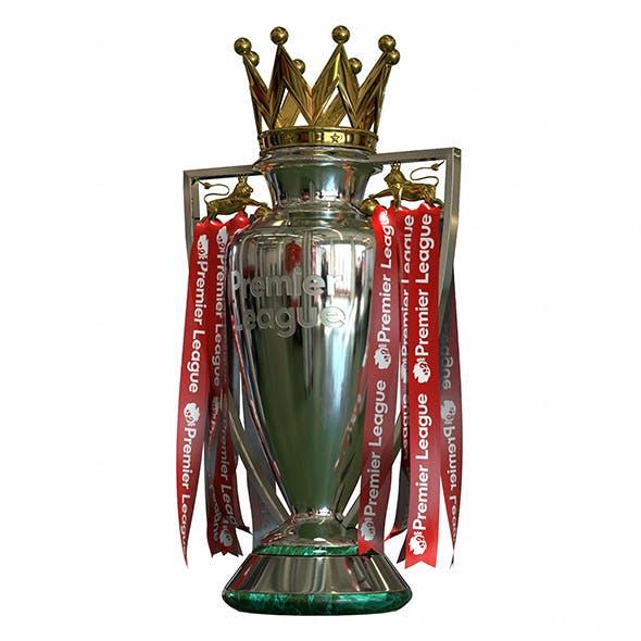 English Premier League Trophy PBR by Cerebrate | 3DOcean