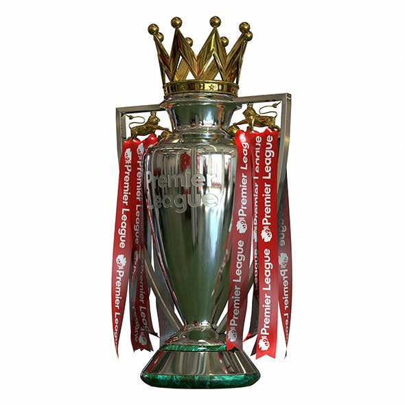 English Premier League Trophy PBR