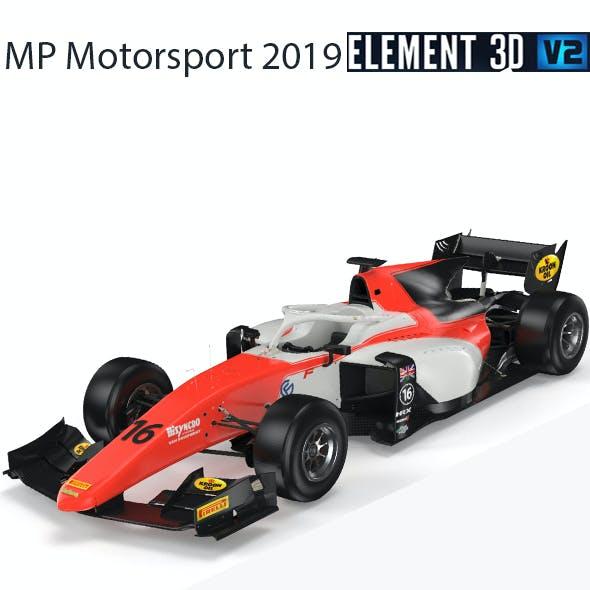 F2 Mpmotorsport 2019