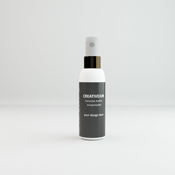 Cosmetics Bottle Container