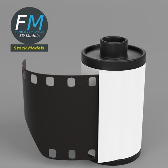 Film roll - 3DOcean Item for Sale