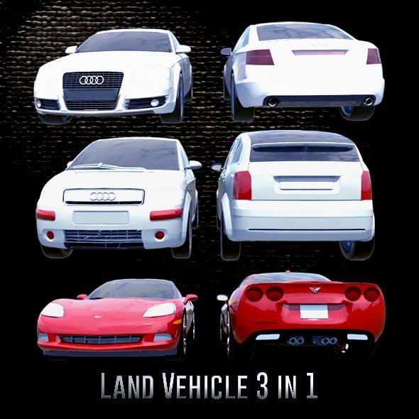 Land Vehicle_Pack