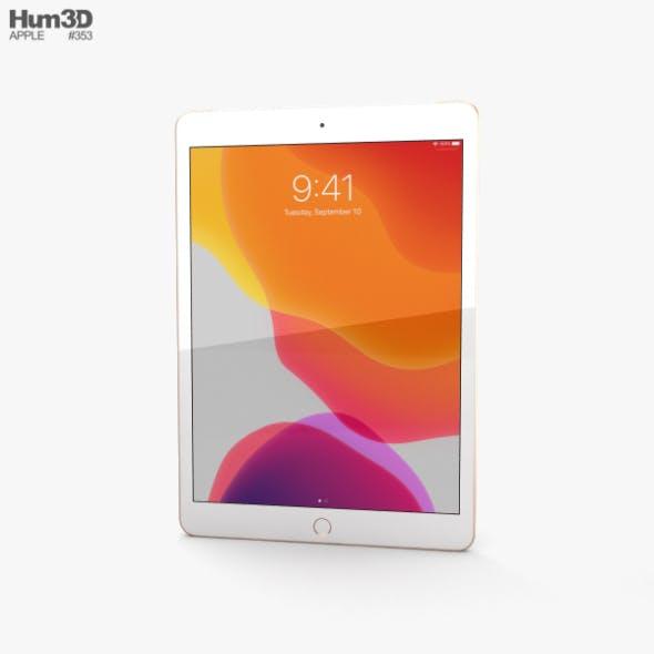 Apple iPad 10.2 Cellular Gold