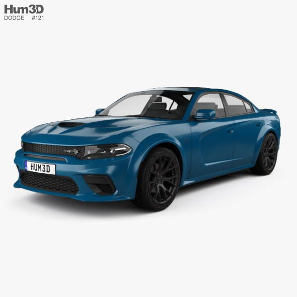 Dodge Charger SRT Hellcat Wide body 2020