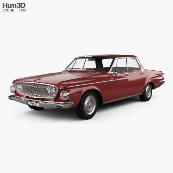 Dodge Dart 440 hardtop sedan 1962