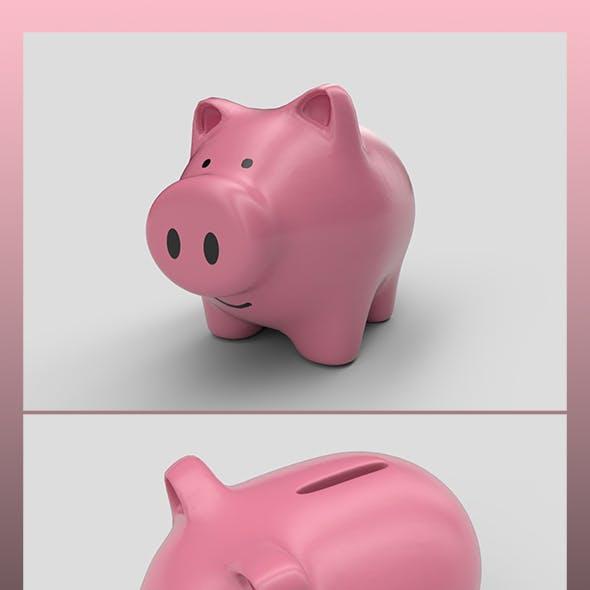 MONEY BOX PIG