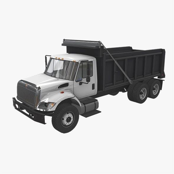 Dump Truck International 7400