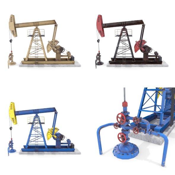 Oil Pumpjack Pack