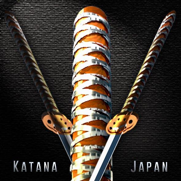 Katana 3D Modeling