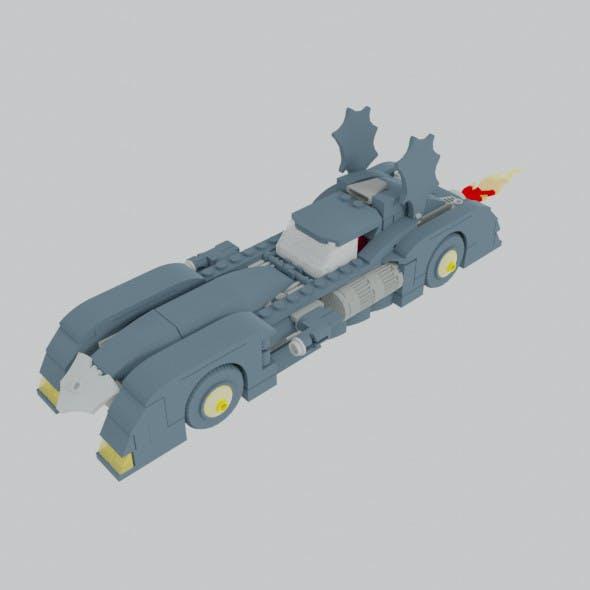 Batmobile 2019