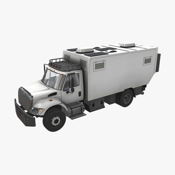 Motorhome Unicat TC52hv