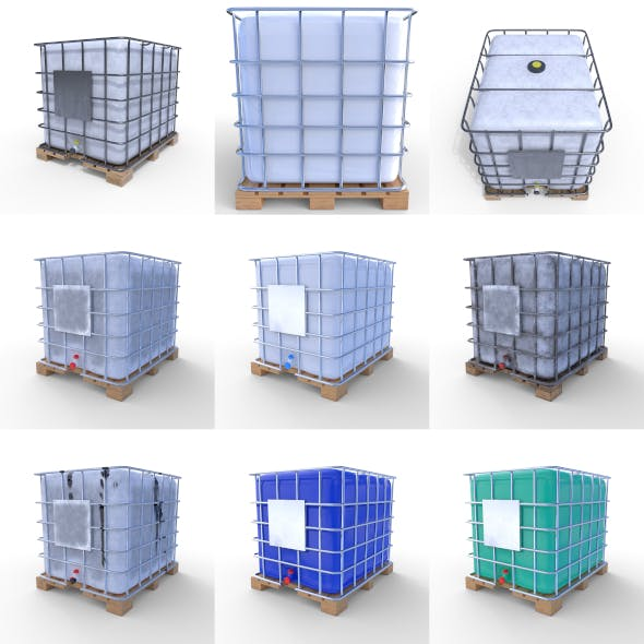 IBC Container Pack