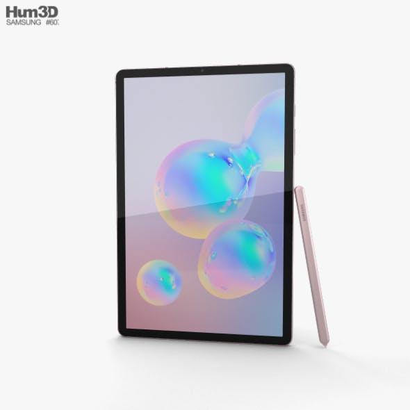 Samsung Galaxy Tab S6 Rose Blush