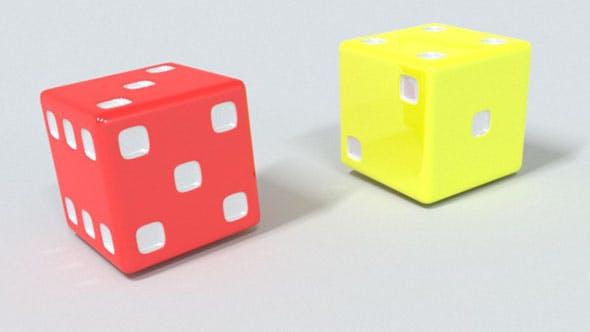 Dice - 3DOcean Item for Sale