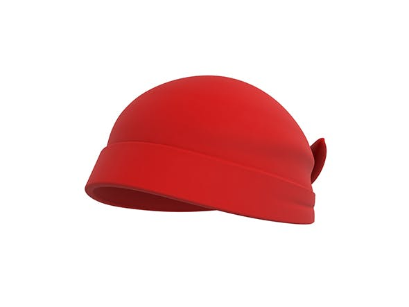 Bandana Hat - 3DOcean Item for Sale