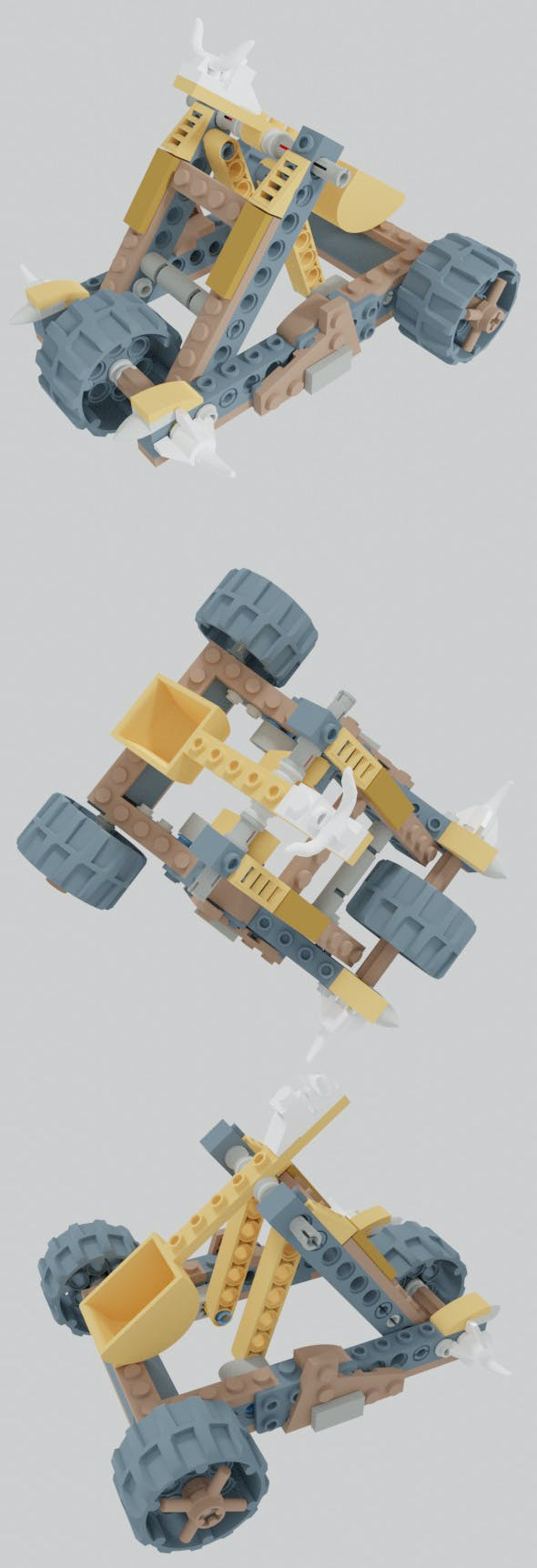 Catapult Dragon Attacker - 3DOcean Item for Sale