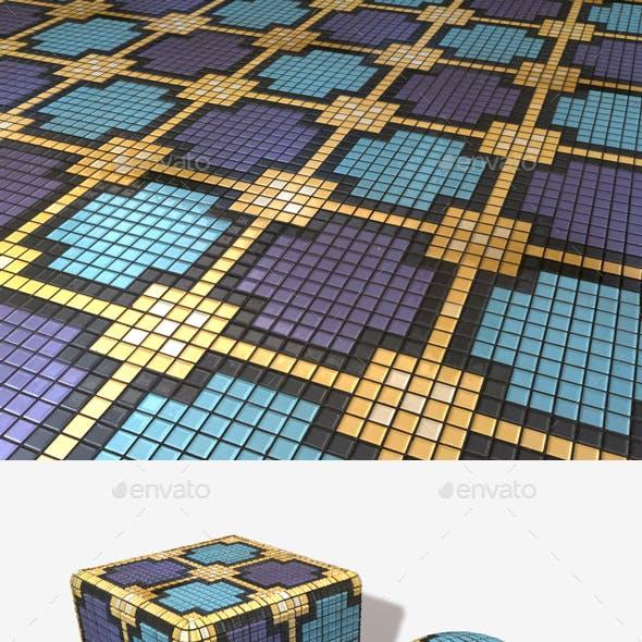 Public Bathroom Tile Seamless Texture