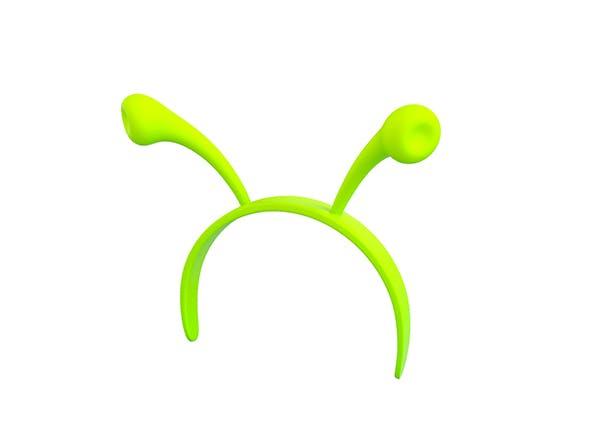 Alien Headband - 3DOcean Item for Sale