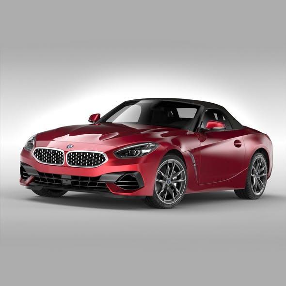 BMW Z4 (2019) - 3DOcean Item for Sale