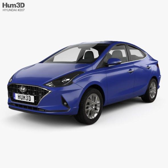 Hyundai HB20 S 2019