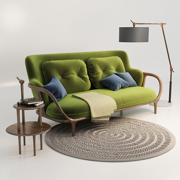 Porada living room Set