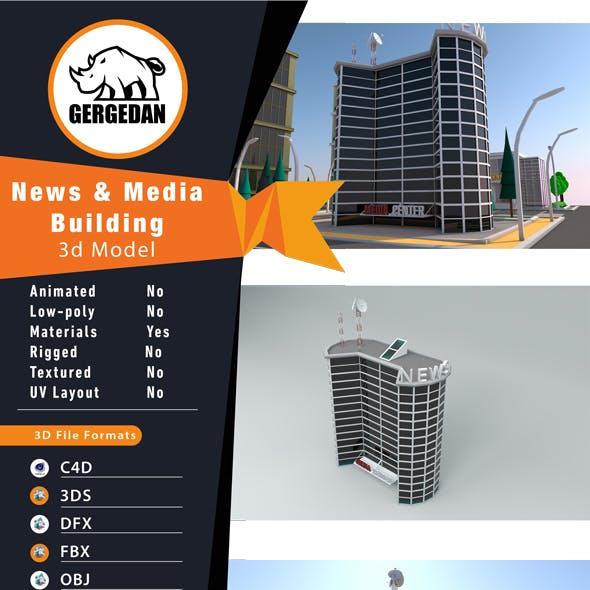 News & Media Building