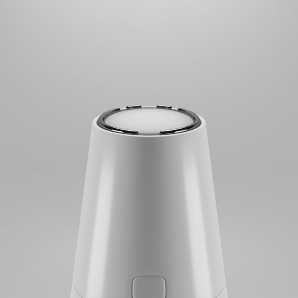 Smart speaker 3D model
