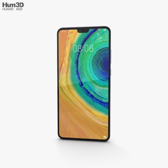 Huawei Mate 30 Space Silver