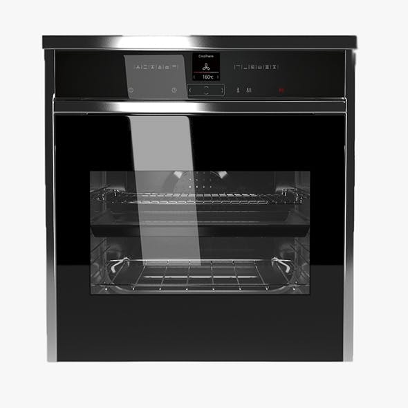 NEFF Slide And Hide Electric Oven