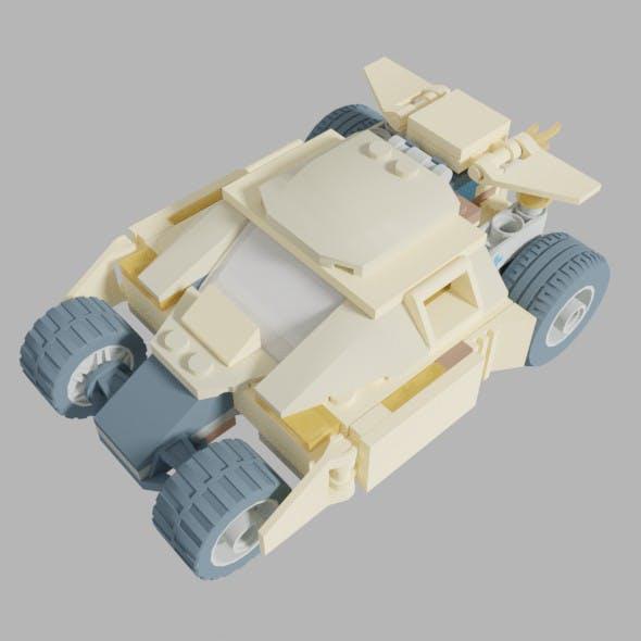 Bane Tumbler Vehicle
