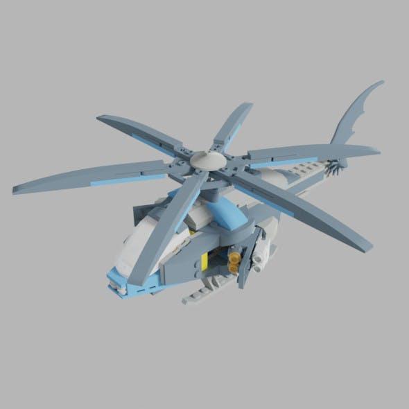 Batman Batcopter Aircraft