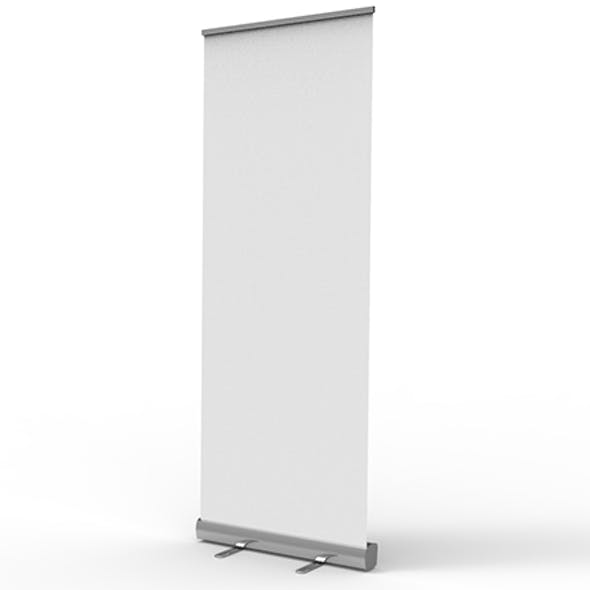 Portable Roll Up Banner