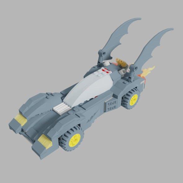 Batmobile 2012