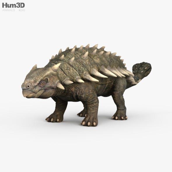 Ankylosaurus HD