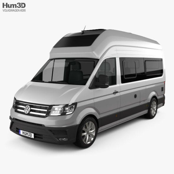 Volkswagen Crafter Grand California 600 2019