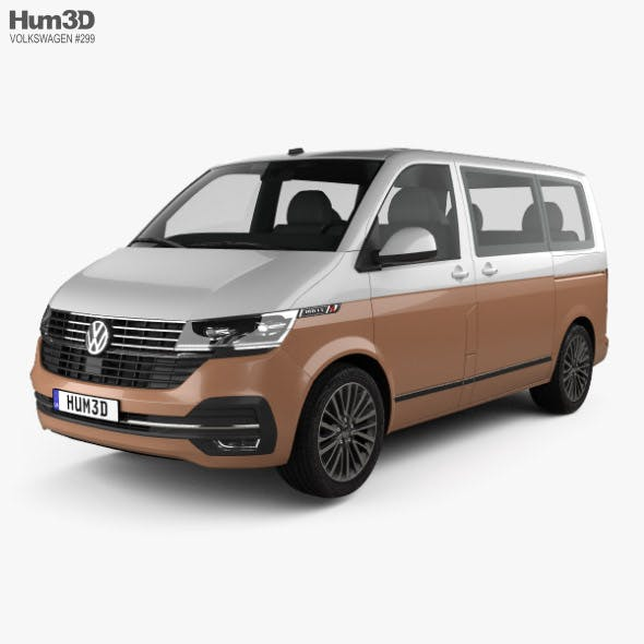 Volkswagen Transporter Multivan Bulli 2019
