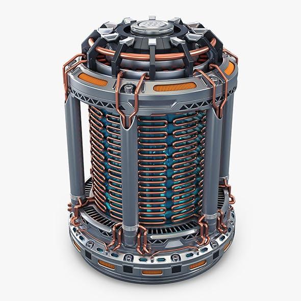 Reactor Gen Sci Fi v 1