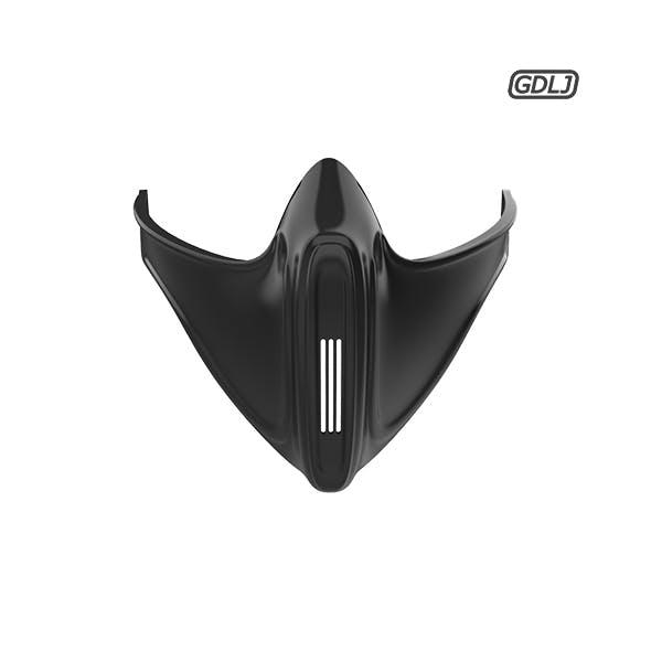 COVID-19 Mask 3D Printing Model