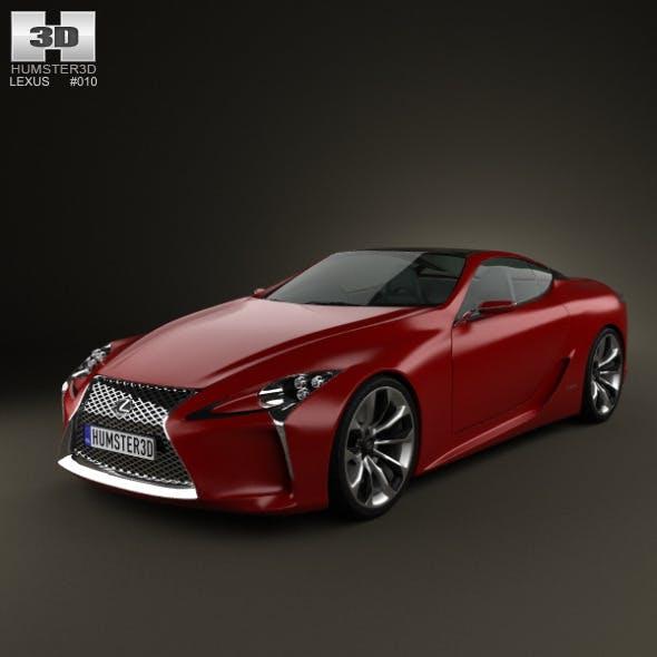 Lexus LF-LC 2012
