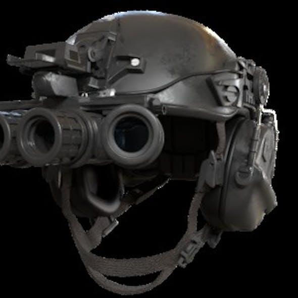 MIlitay Helmet