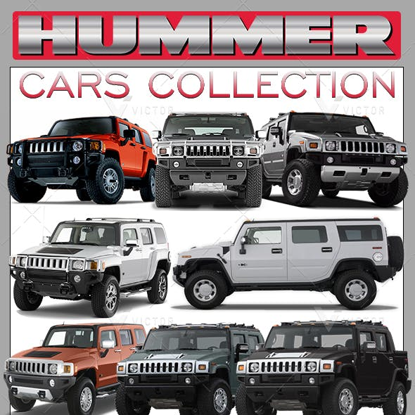 """30"""" Hummers Cars collection Pack"""