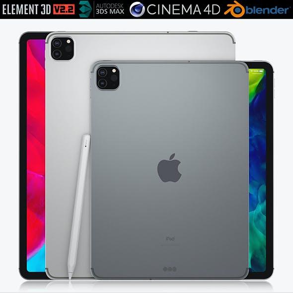 Apple iPad Pro 11 and 12.9 inch 2020