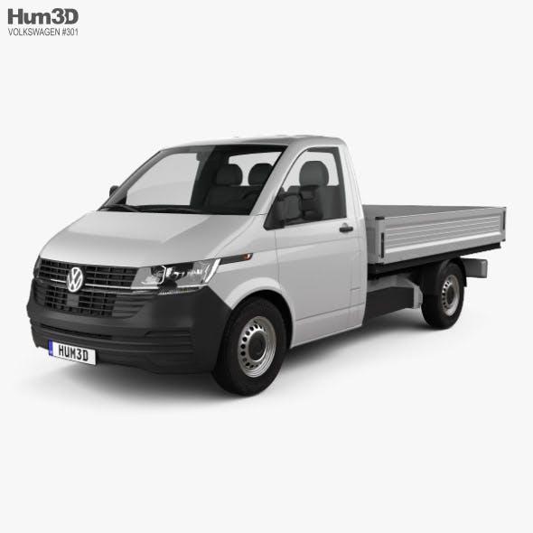 Volkswagen Transporter Single Cab Pickup L2 2019