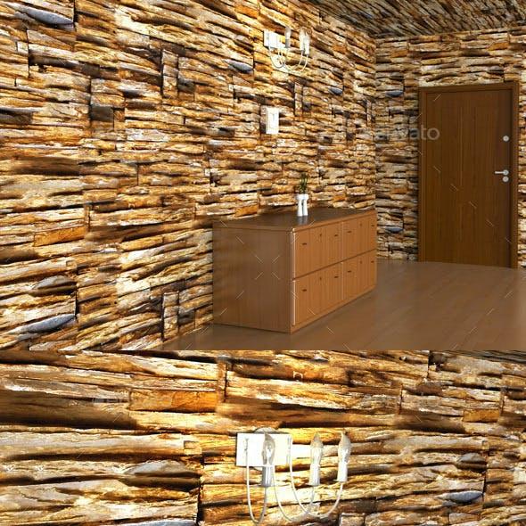 Emboss Wood Texture