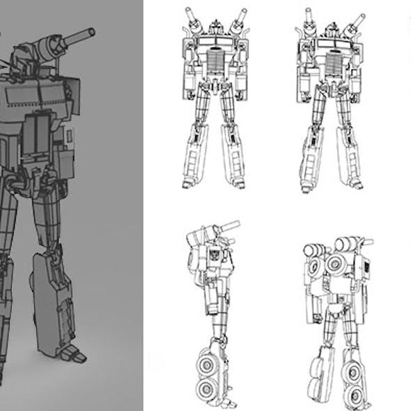 Optimus Robot