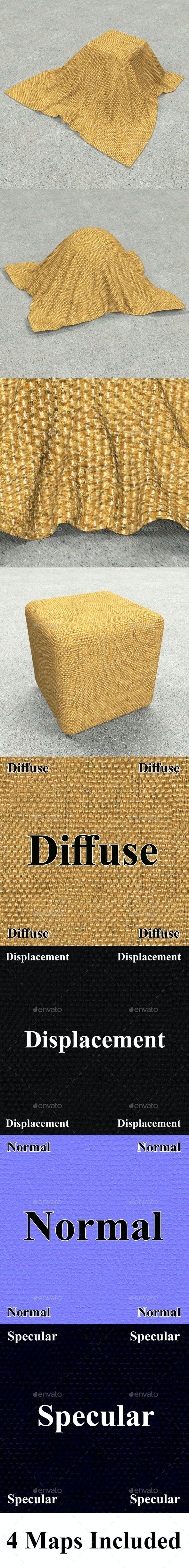 Dirty Gold Texture - 3DOcean Item for Sale