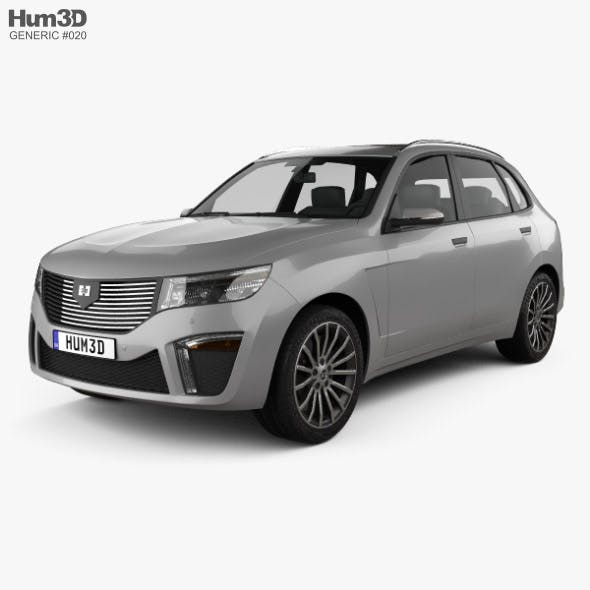 Generic SUV 2019